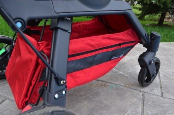 Orbit Baby G3 Stroller - storage basket