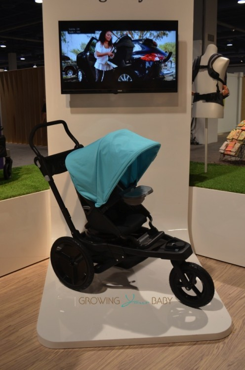 Orbit Baby Debuts New O2 Jogging Stroller! : Growing Your Baby