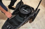 Orbit Baby O2 Jogging Stroller - smart hub