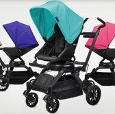 Stroll in Style With The Orbit G3 Stroller! {VIDEO}