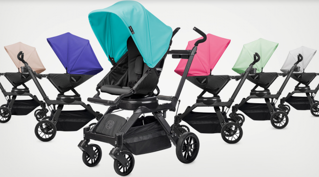 Stroll in Style With The Orbit G3 Stroller! {VIDEO} : Growing Your ...