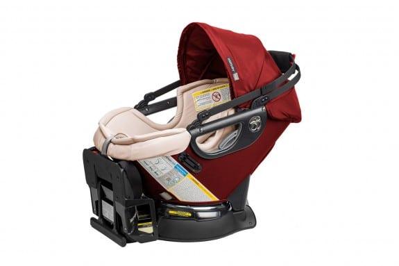 Orbit G3 infant car seat
