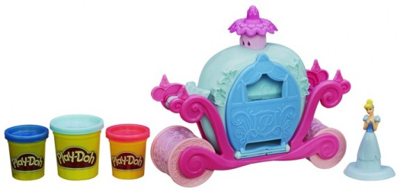 PLAY-DOH DISNEY PRINCESS MAGICAL CARRIAGE Playset