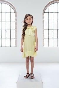 Pale Cloud Clea dress
