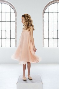 Pale Cloud Opal Skirt