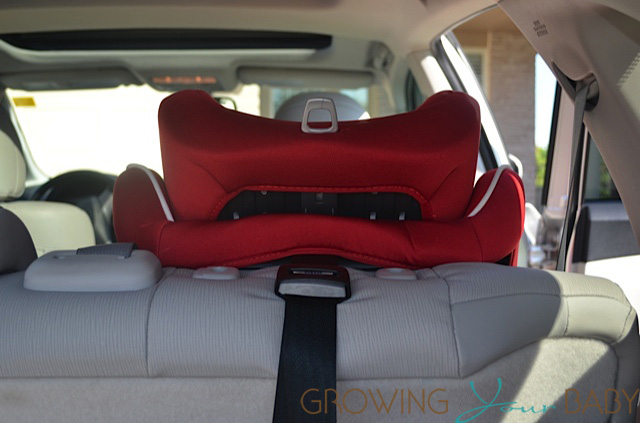 Peg Perego Primo Viaggio SIP Convertible Car Seat - tether