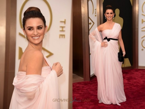 Penelope Cruz Red carpet 86th annual Academy Awards