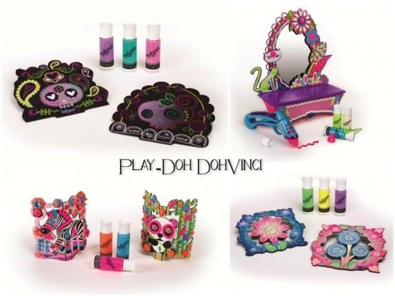 Play-Doh Dohvinci
