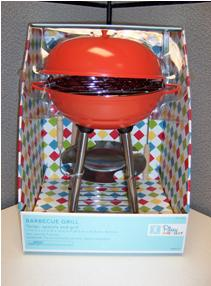 Play Wonder Toy Barbeque Grills