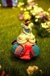 Play-doh Disney Princess design a dress