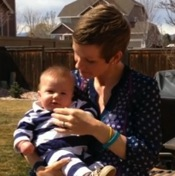 Colorado Mom & Son Survive Cancer During Pregnancy