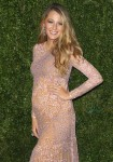 Pregnant Actress Blake Lively at the Golden Heart Awards