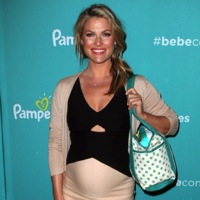 Ali Larter Attends Pampers Celebration in NYC