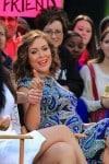 Pregnant Alyssa Milano promotes Mistresses