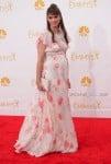 Pregnant Amanda Peet at the 66th Annual Primetime Emmy Awards