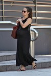 Pregnant Ashley Hebert out shopping in Miami