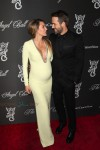 Pregnant Blake Lively and Ryan Reynolds  at Gabrielle's Angel Foundation Hosts Angel Ball 2014