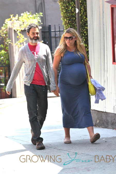 Busy Philipps and husband Marc Silverstein lunch date ...
