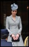 Pregnant Catherine Middleton at Singapore State Visit to Britain of President Tony Tan Keng Yam