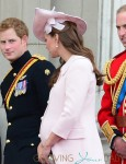 'Trooping the Color' at Buckingham Palace