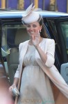 Catherine, Duchess Of Cambridge Attends The 60th Anniversary Of The Coronation Of Queen Elizabeth II