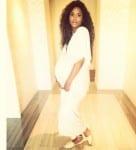 Pregnant Ciara ready for Kim Kardashian's shower