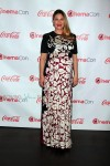 Pregnant Drew Barrymore on the redcarpet at CinemaCon 2014