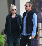 Pregnant Gwen Stefani and husband Gavin Rossdale grab some ice cream