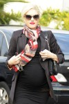 Pregnant Gwen Stefani out in LA