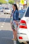 Pregnant Jennifer Love Hewitt out in Santa Monica