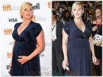 Pregnant Kate Winslet at the TIFF
