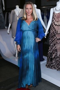 Pregnant Kendra Wilkinson attends Ale by Alessandra Ambrosio Collection launch