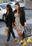 Kim Kardashian Emotional Over Friend's Baby