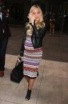 Pregnant Kristin Cavallari leaves Serius Radio in New York City