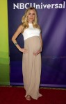 Pregnant Kristin Cavallari walks the red carpet at the NBC Universal Summer Preview