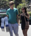Pregnant Rachel Bilson out in LA with boyfriend Hayden Christensen