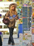 Rachel Zoe Shops For Toys In Beverly Hills