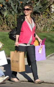 Rebecca Gayheart Preps For New Baby!