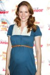 "Pregnant Sarah Drew at Disney Junior's ""Pirate and Princess Power of Doing Good"" tour"