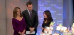 Pregnant Soleil Moon Frye on the Today's Show