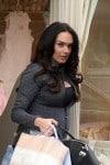 Pregnant Tamara Ecclestone out shopping in London