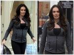 Pregnant Tamara Ecclestone out shopping in London copy