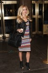 Pregnant host Kristin Cavallari leaves Serius Radio in New York City