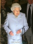 Queen Elizabeth Pays A Visist To Her Husband In The Hospital