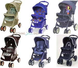 Graco Issues Recall For 5 Million Strollers Due To Amputation Risk