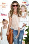 "Rebecca Gayheart and daughters Billie & Georgia at Disney Junior's ""Pirate and Princess Power of Doing Good"" tour"