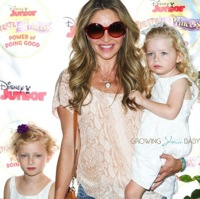 "Celebrity Families Attend Disney Junior's ""Pirate and Princess: Power of Doing Good"" Tour"