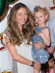 Rebecca Gayheart with daughter Billie Dane at Disney Junior Live On Tour!