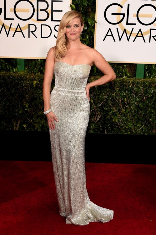 Reese Witherspoon - 72nd annual Golden Globe Awards