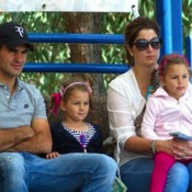 Roger and Mirka Federer Welcome Second Set Of Twins!